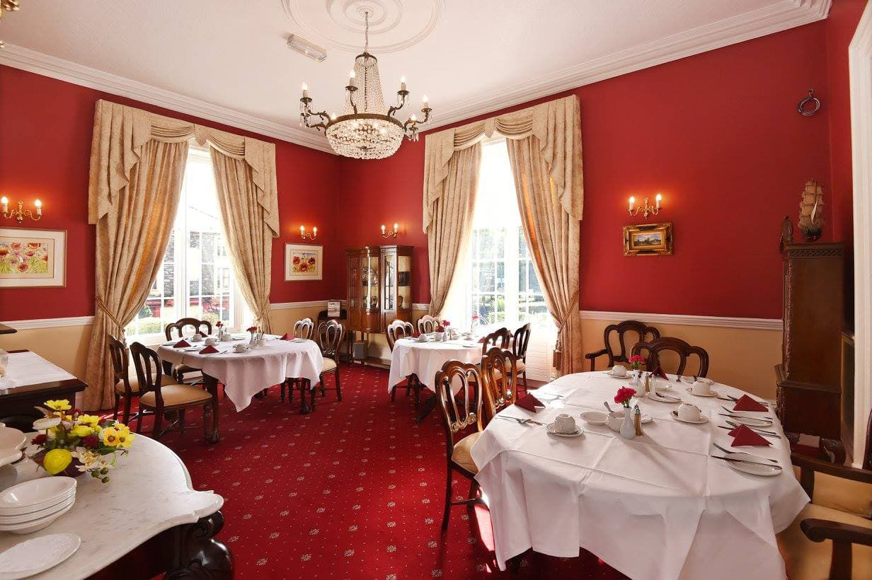 Abbeyville House Dining Room