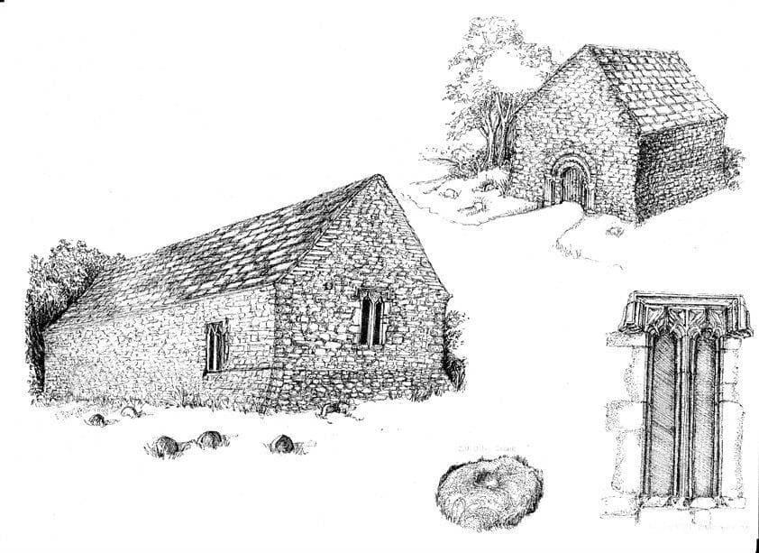 Aghacross Church