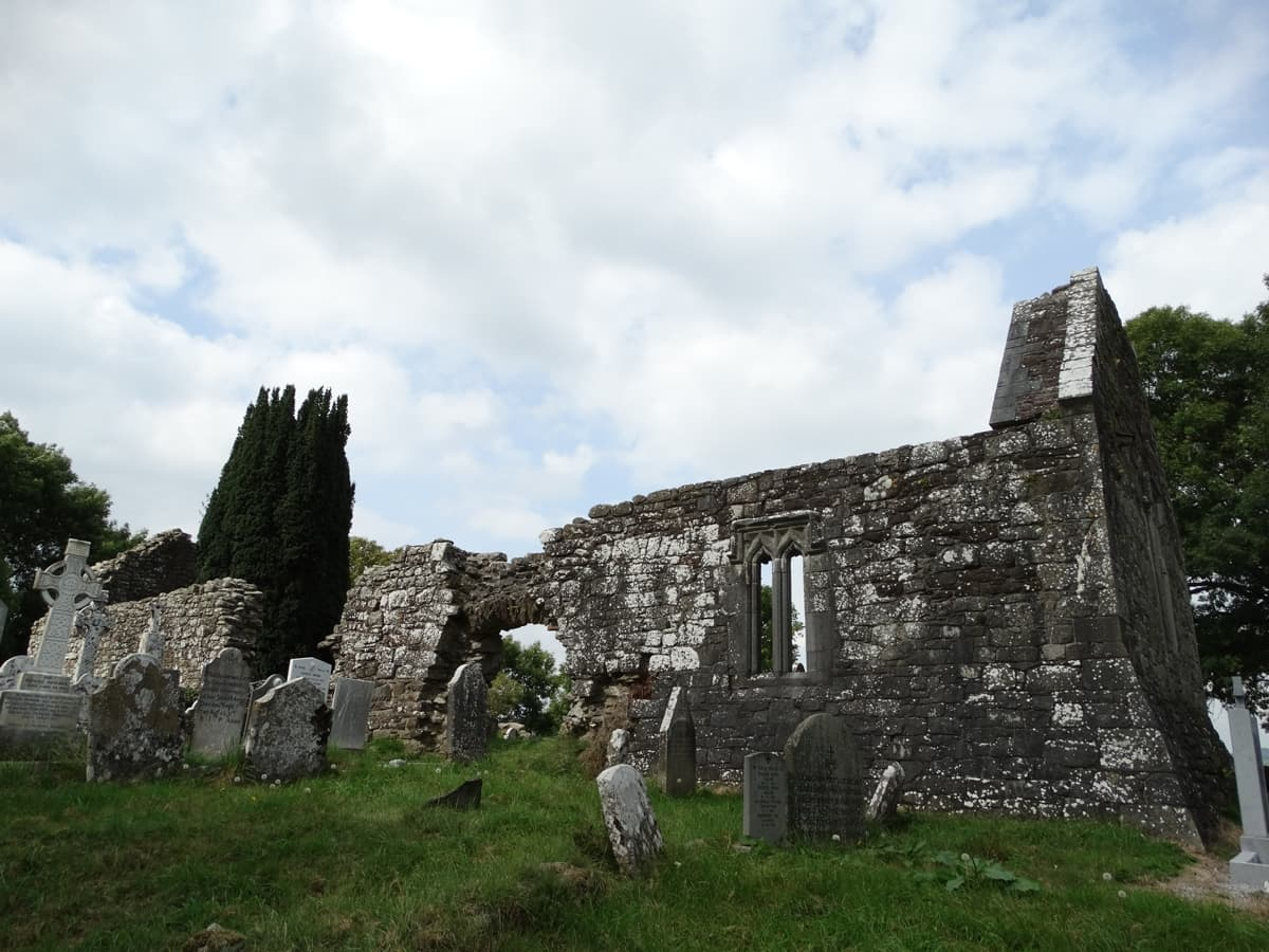 Aghacross Church and Graveyard North Cork