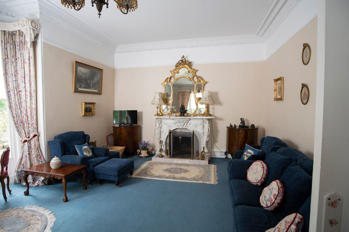 Ballinwillin House Living Room