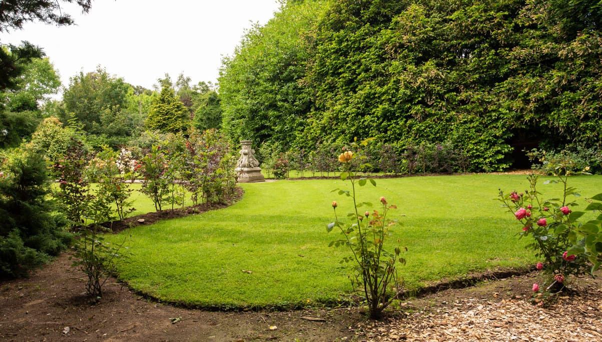 Ballinwillin House Rose Garden