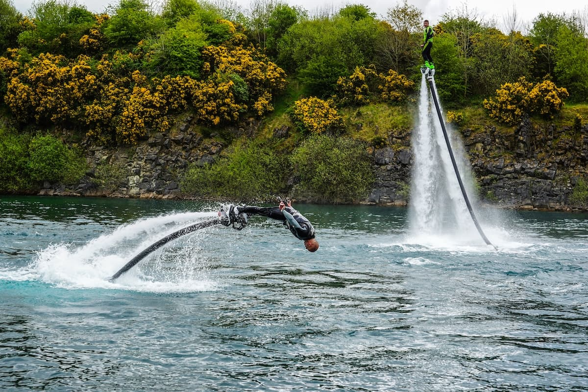 Ballyhass Lakes Adventure Centre