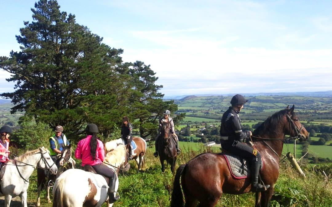 Ballyhoura Horse Trekking 2