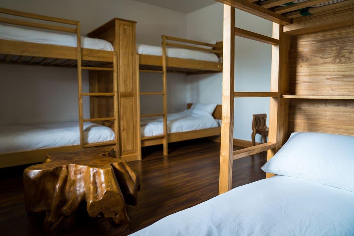 Ballyhoura Hostel Bed Female Dorm G