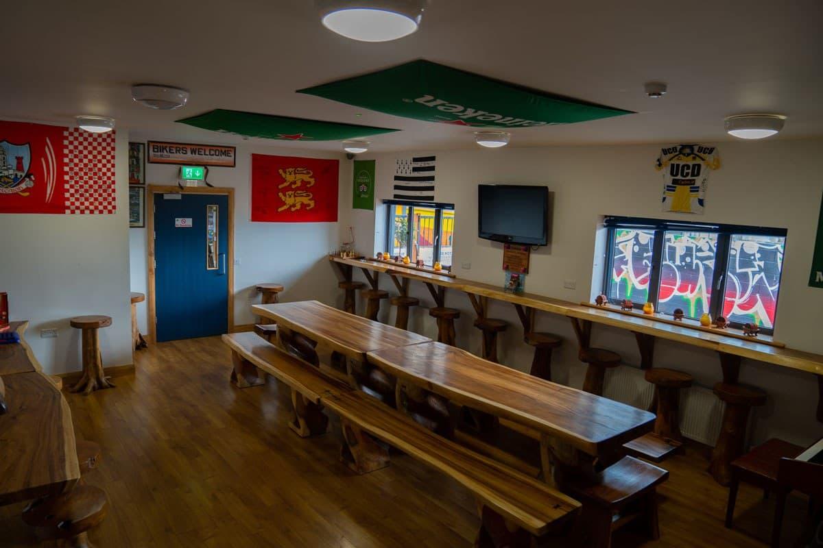Ballyhoura Hostel Dining Room C