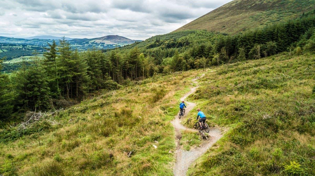 Ballyhoura Mountain Biking