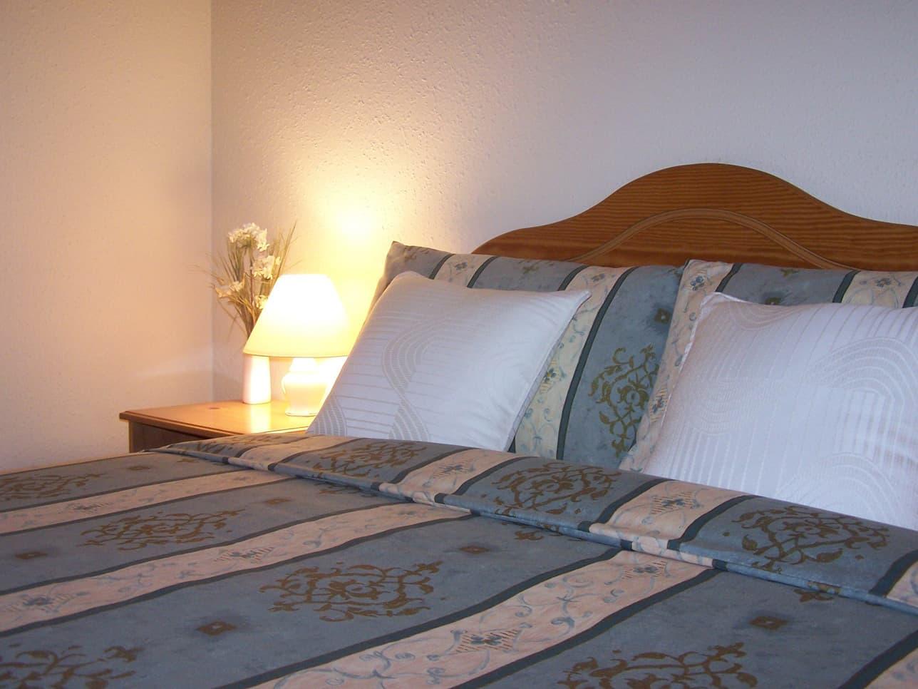Ballynacourty House Bedroom