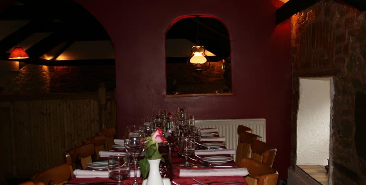 Ballynacourty House Restaurant