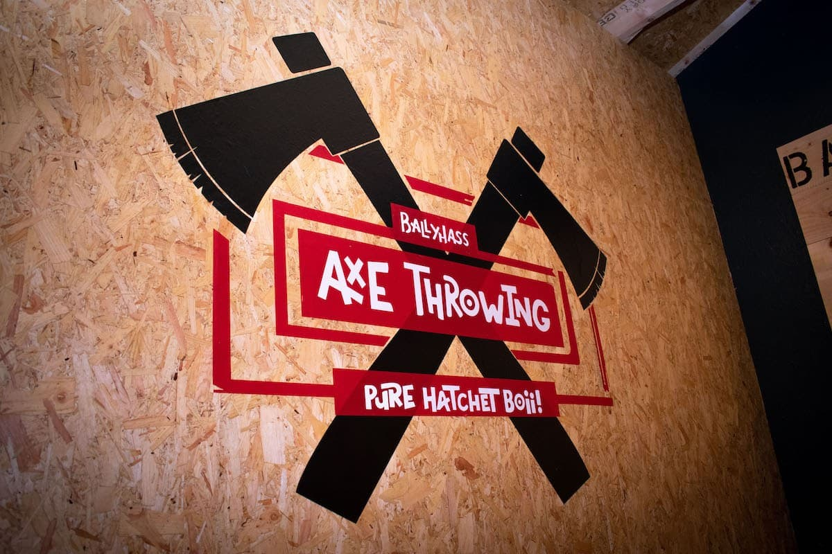 Balyhass Axe Throwing 2