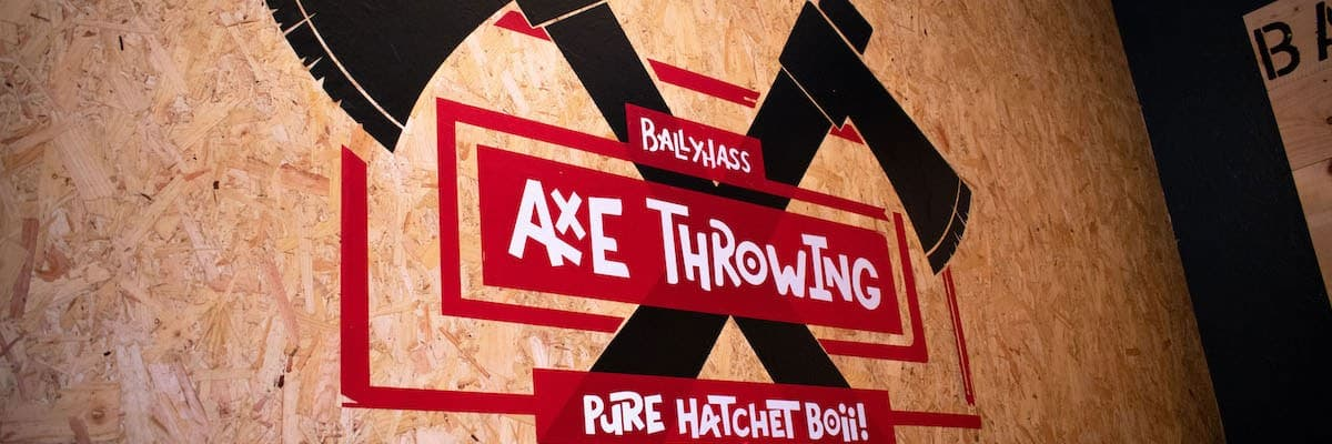 Ballyhass Axe Throwing