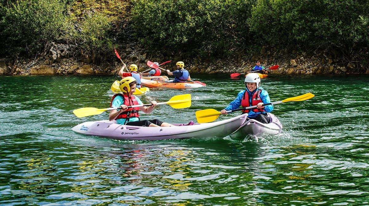 Balyhass Canoeing 1