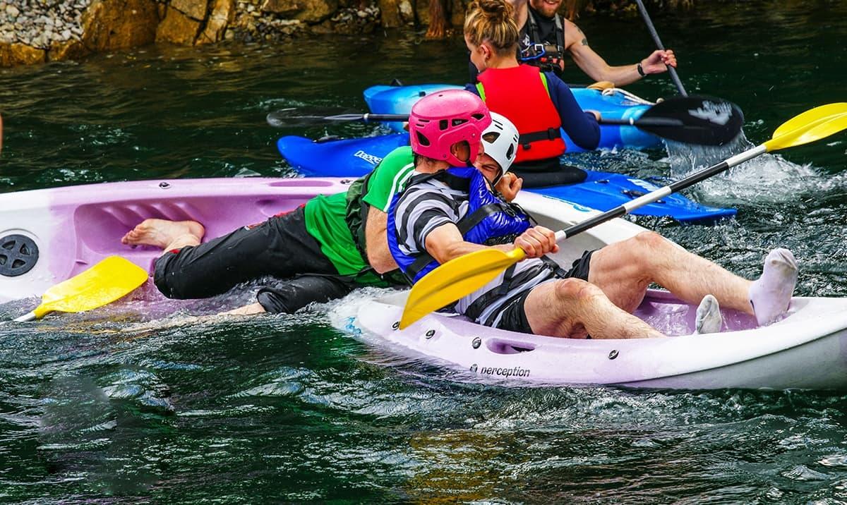 Balyhass Canoeing 2