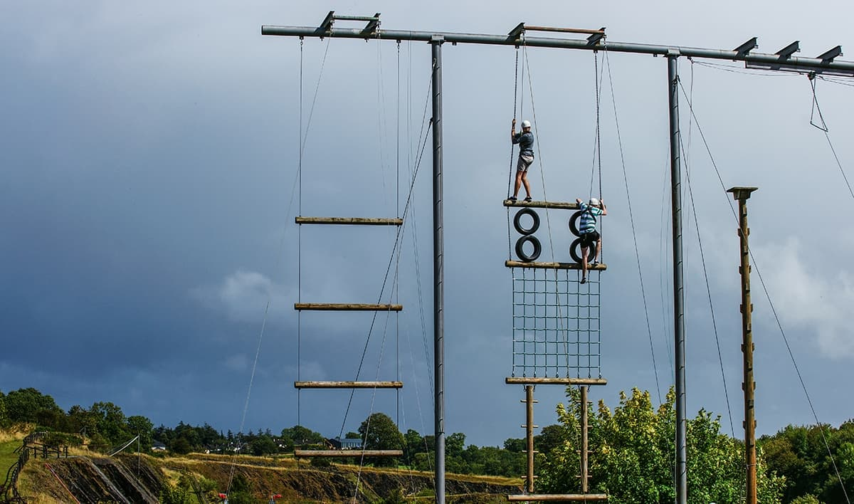 Balyhass High Ropes 1