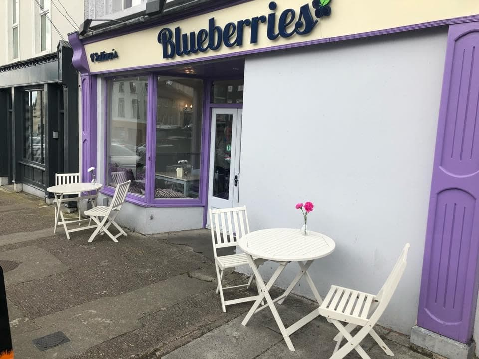 Blueberries Cafe 1