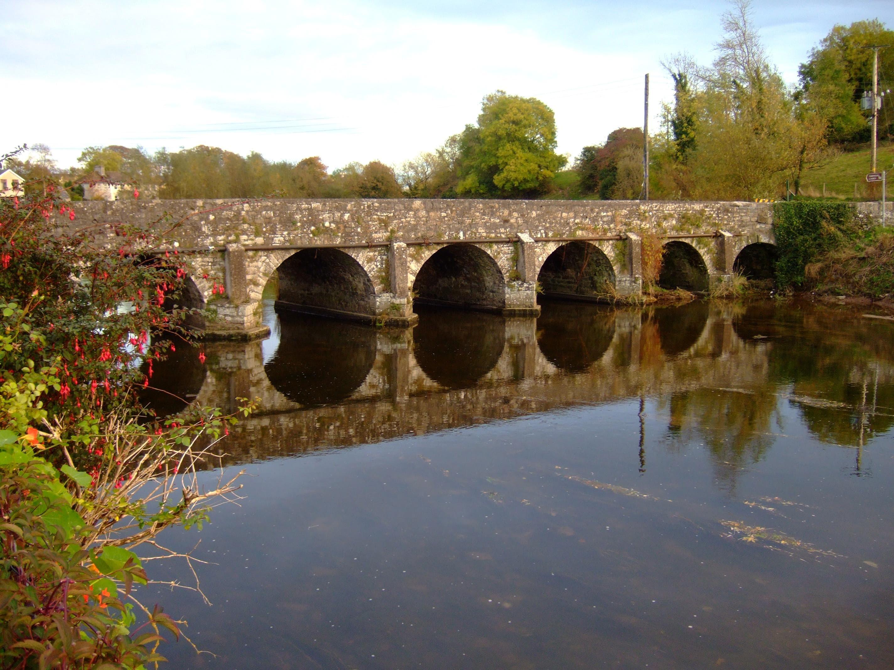 Bridge in Bruree