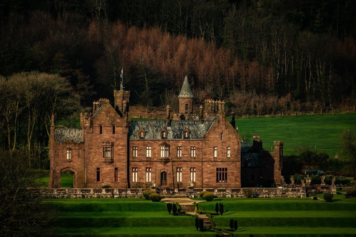 Castle Oliver Alan Noonan 1