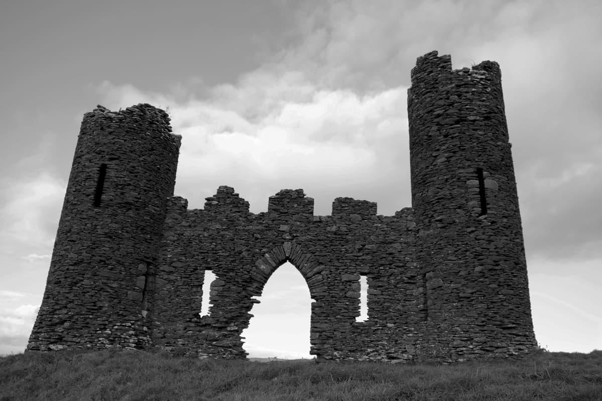Castle Oliver Ruins 1