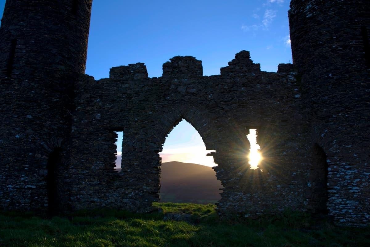 Castle Oliver Ruins 2