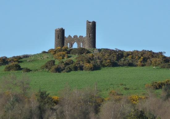 Castle Oliver Ruins 3