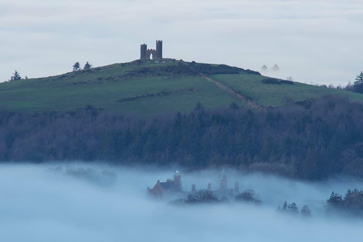 Castle Oliver Ruins 4