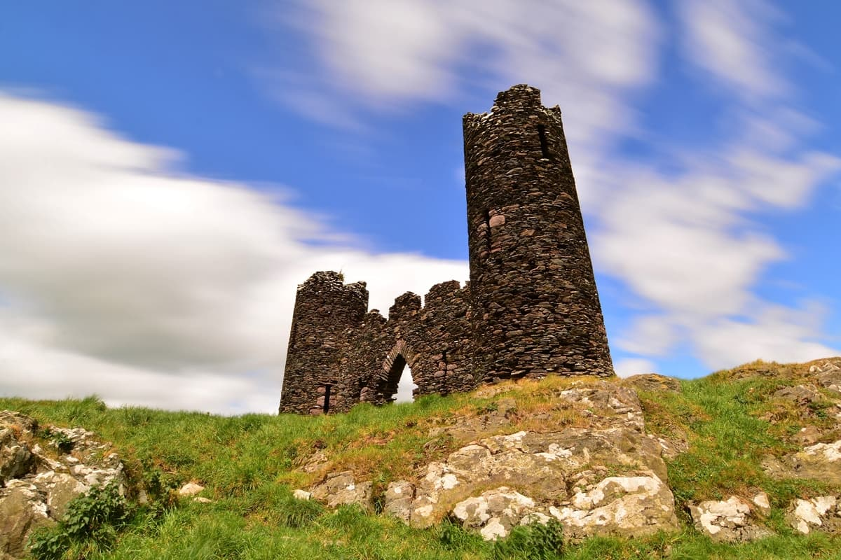 Castle Oliver Ruins Alan Noonan Photography 1