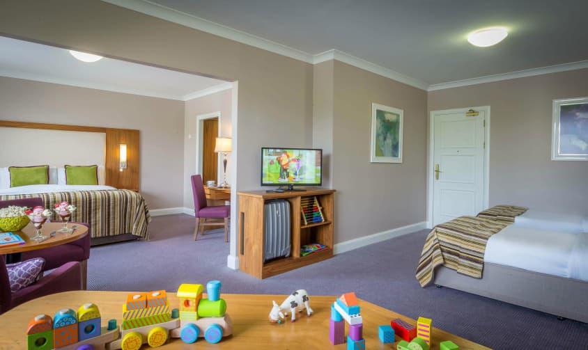 Charleville Park Hotel Family Suite