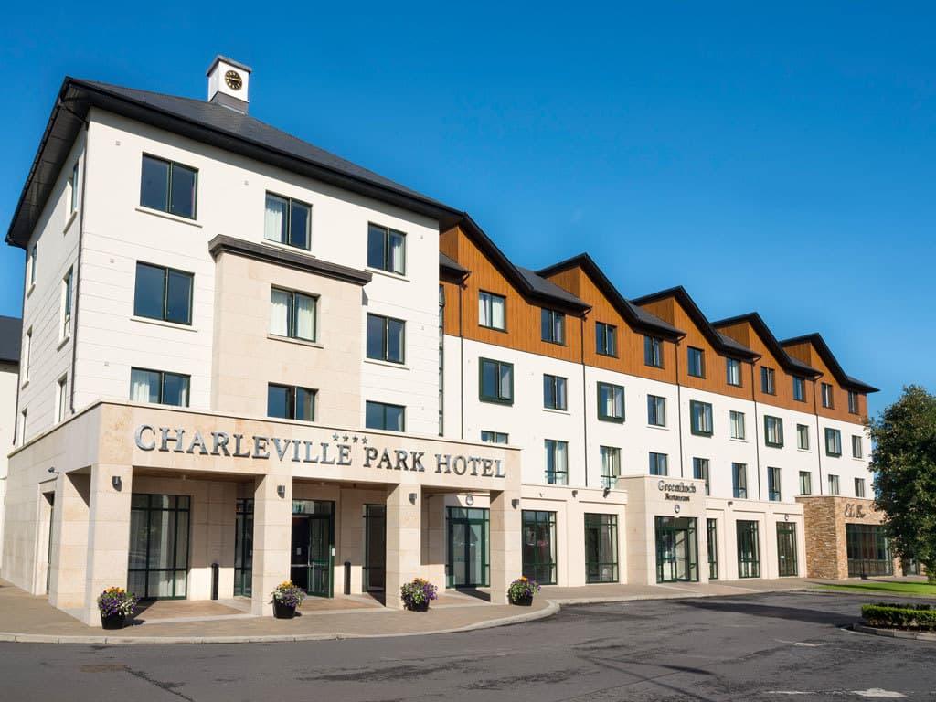 Charleville Park Hotel Front Outside