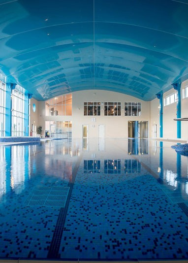 Charleville Park Hotel Pool 5x7