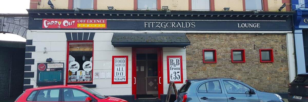 Fitzgerald's Bar and B&B