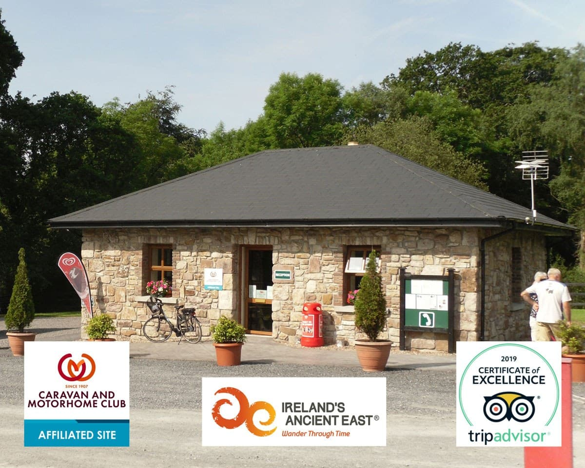 Glen of Aherlow Caravan Camping Park 1 Ballyhoura Ad 2020