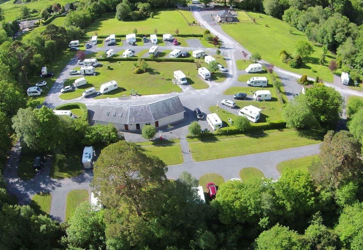 Glen of Aherlow Caravan Camping Park 2 Ballyhoura Ad 2020