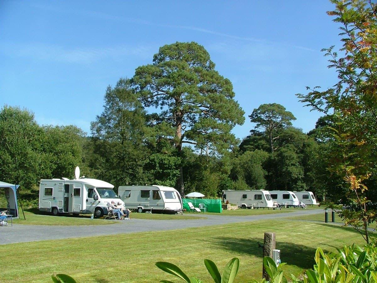 Glen of Aherlow Caravan Camping Park 4 Ballyhoura Ad 2020