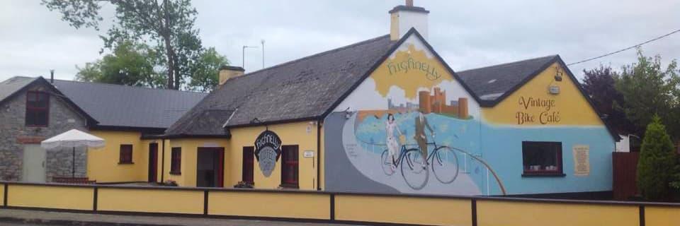 High Nelly Vintage Bike Café