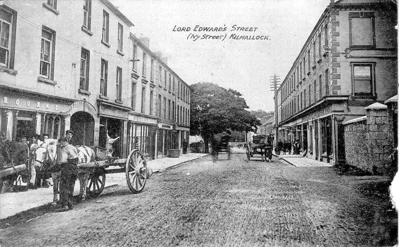 Historical picture Kilmallock 8