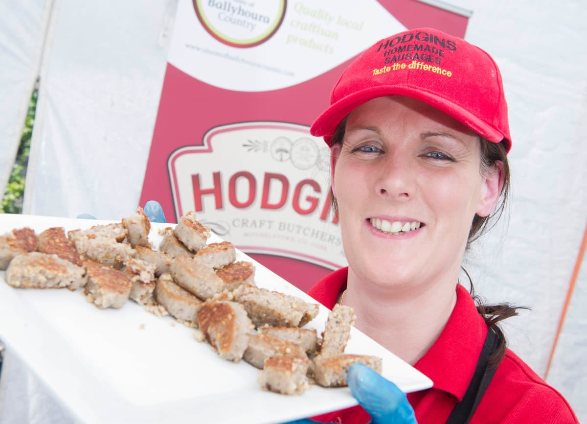 Hodgins Sausages Taste of Ballyhoura 1