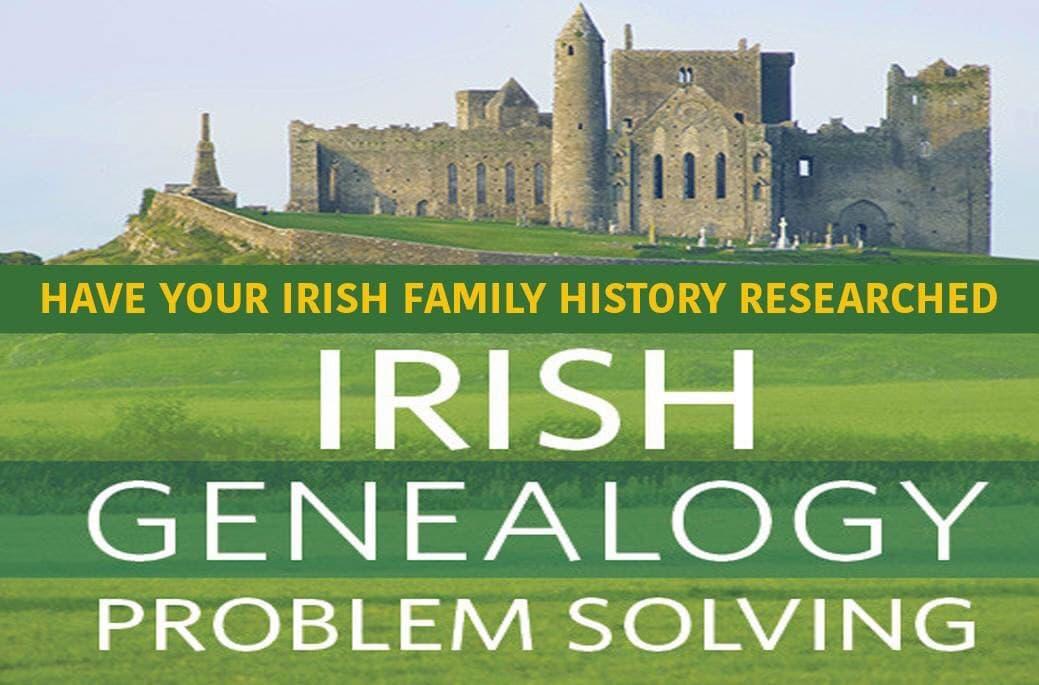 Irish Genealogy problem solving
