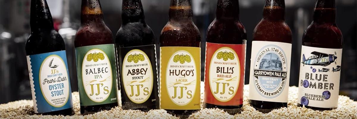 J Js Brewery banner