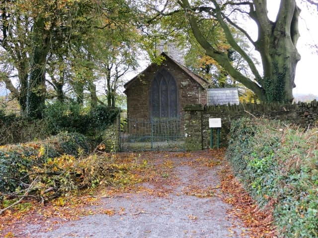 Kilflyn Church 1