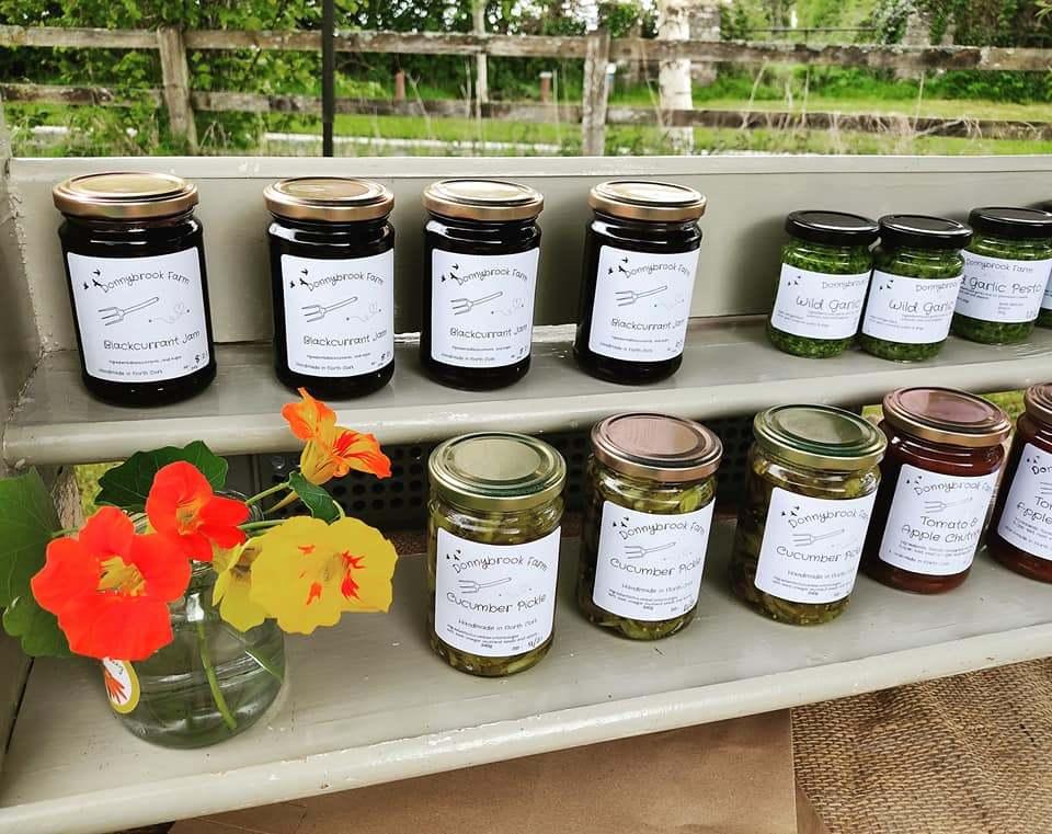 Killavullen Farmers Market Donnybrook Farm Jam