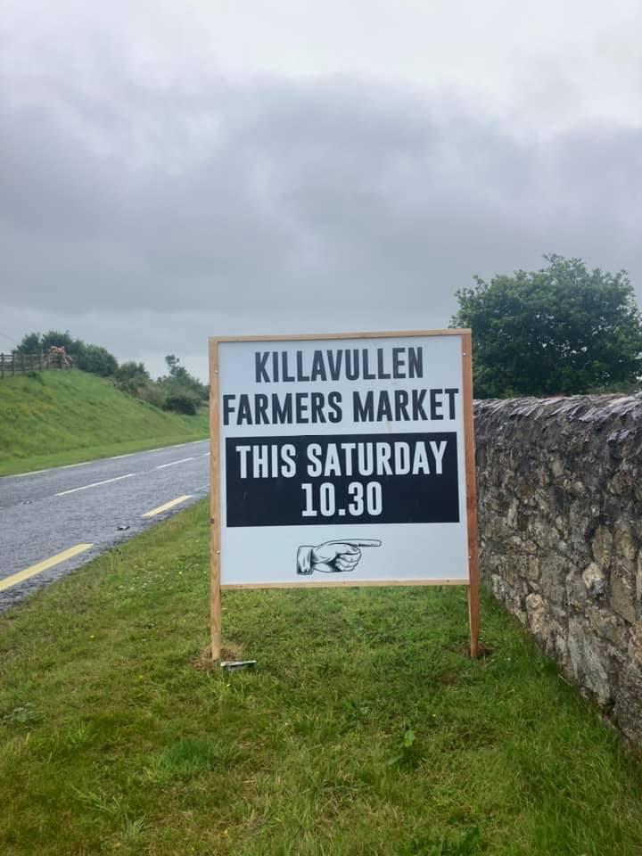 Killavullen Farmers Market Times