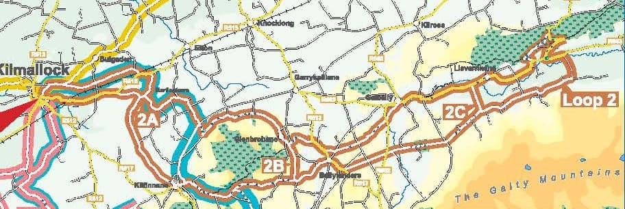 Kilmallock Cycling Hub Brown Loop 2