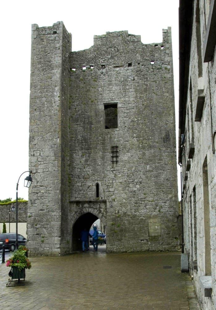 King Johns Castle 2