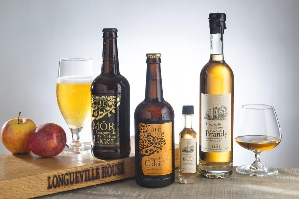 Longueville House Beverages 1