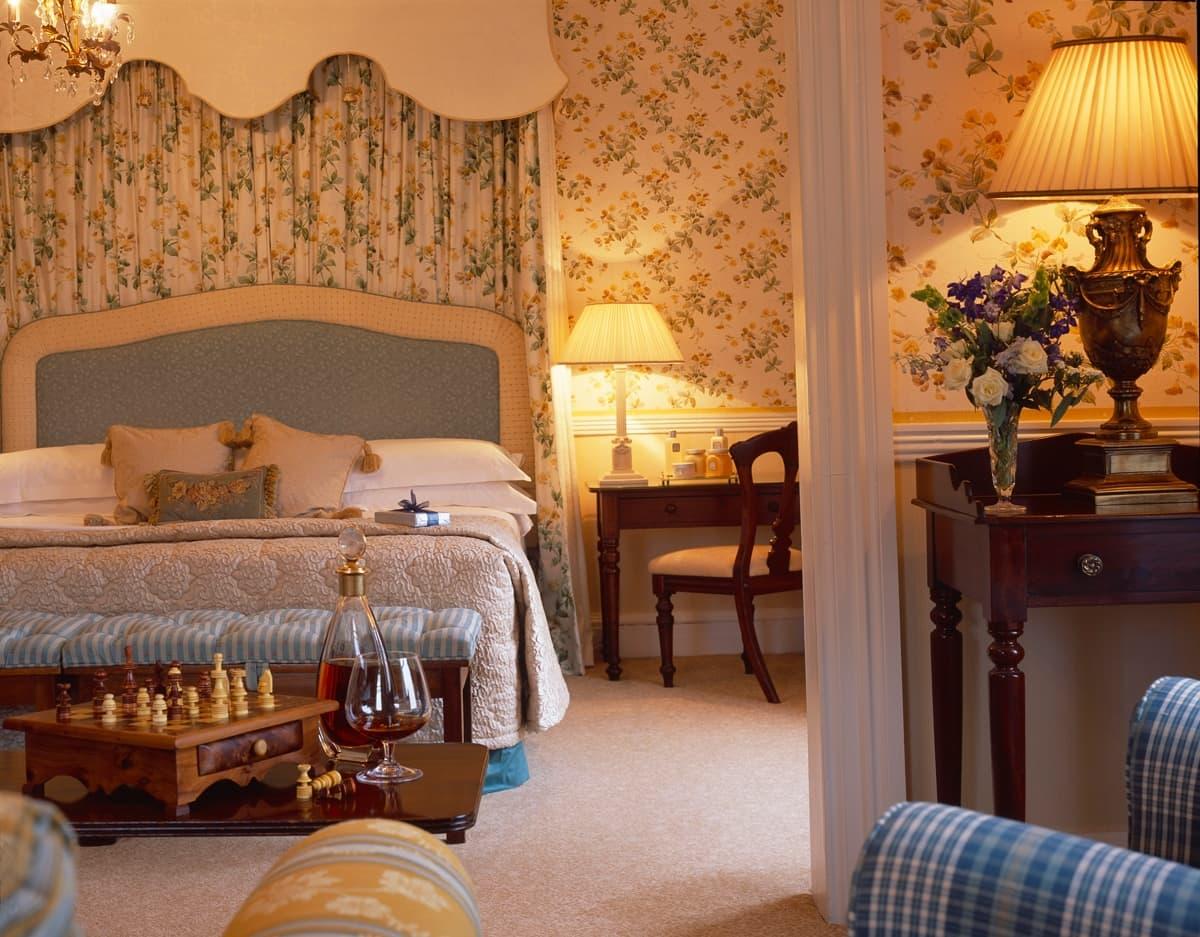 Longueville House vineyard suite