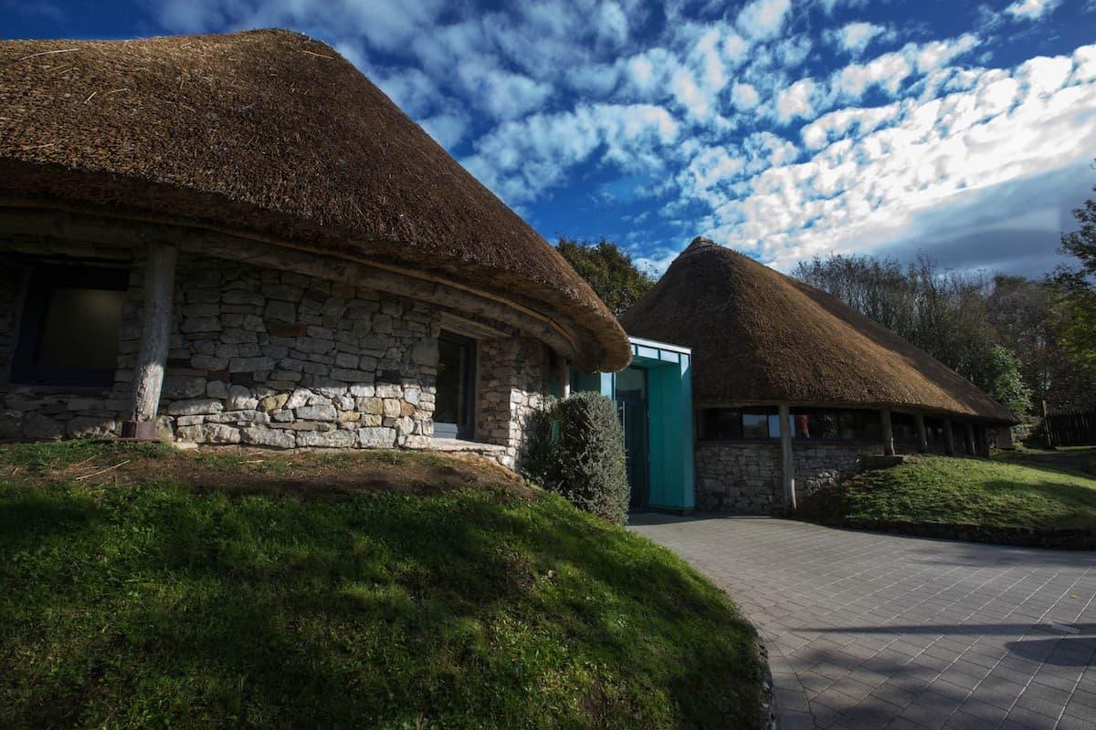Lough Gur Heritage Centre Exterior
