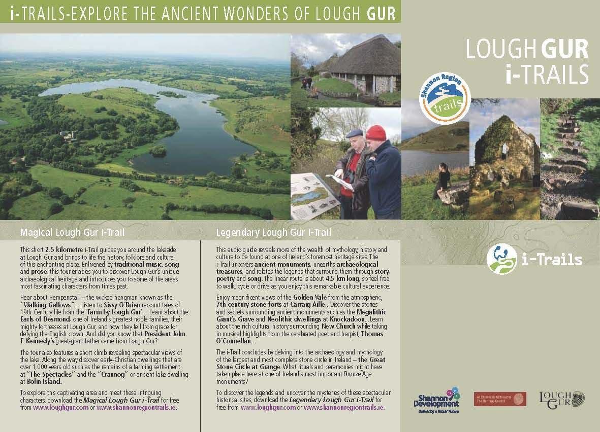Lough Gur i Trailsweb Page 1