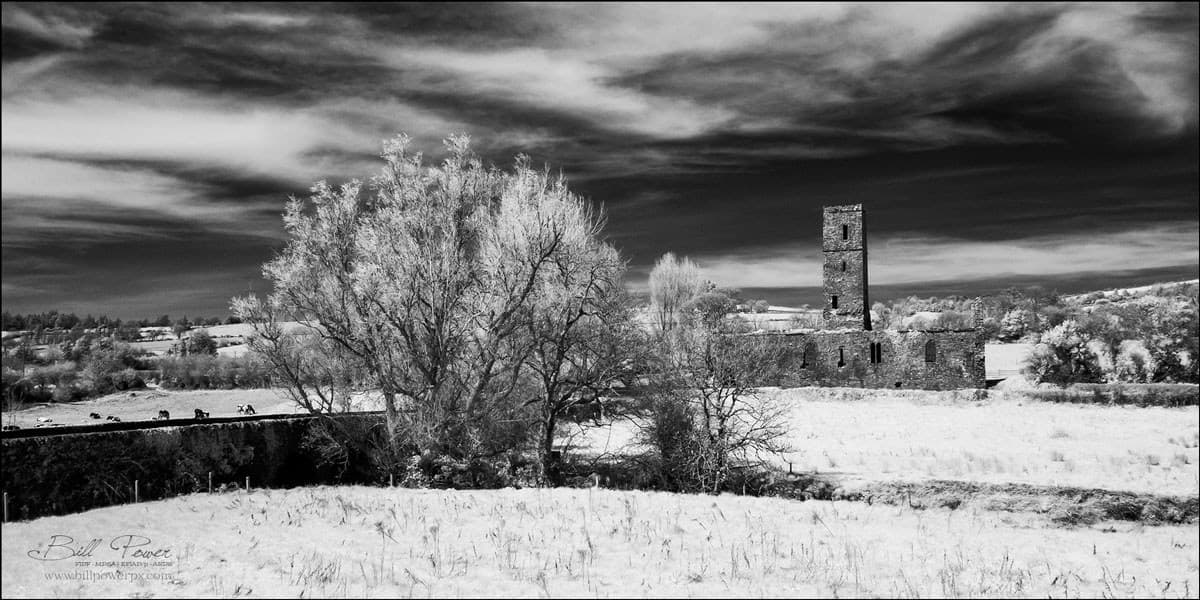 Moore Abbey infrared