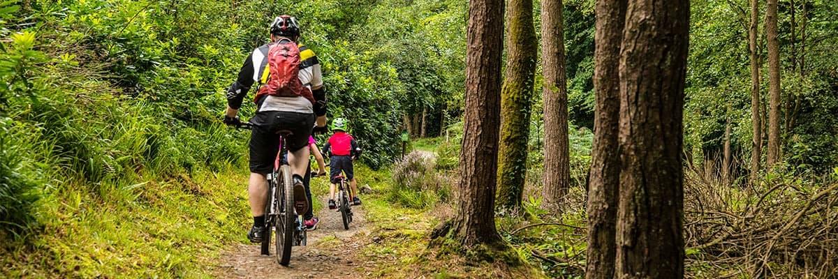 Ballyhoura Mountain Bike Trails