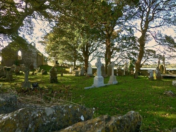 New Church Lough Gur 2