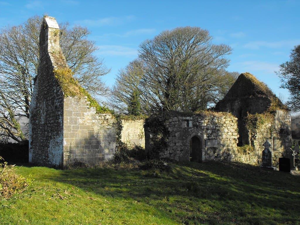 New Church Lough Gur 3